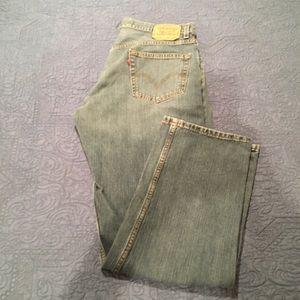 Levi's 505 regular fit Jeans . Size 36/32